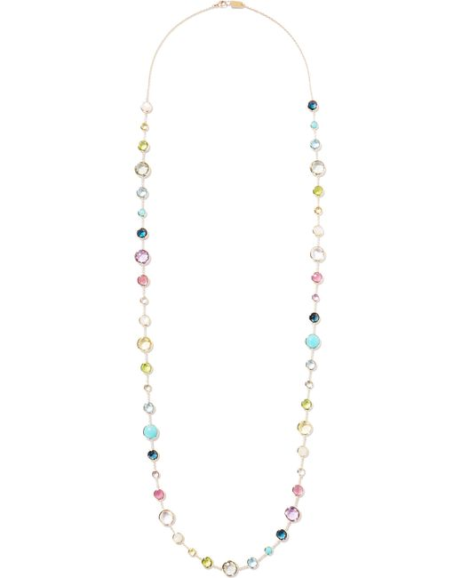 Ippolita | Metallic Rock Candy Lollitini 18-karat Gold Multi-stone Necklace | Lyst