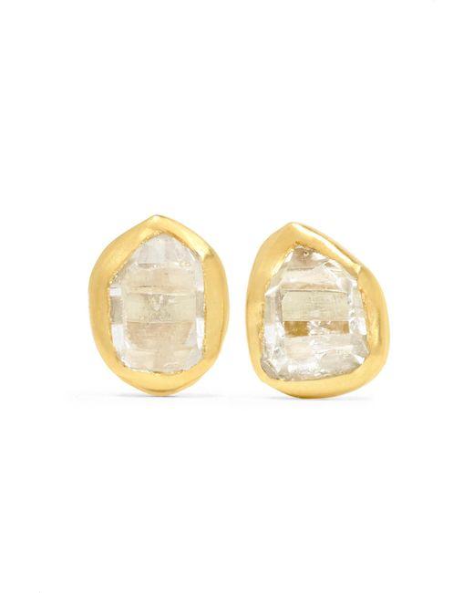 Pippa Small 18-karat Gold Herkimer Diamond Ring zBd8FcIMA