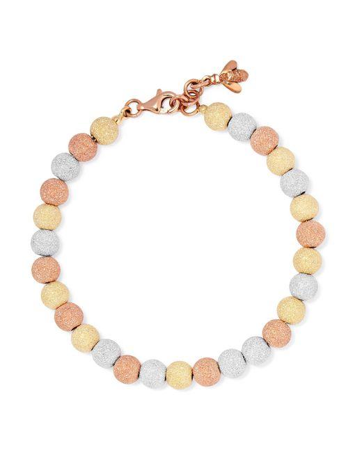 Carolina Bucci   Metallic Florentine 18-karat Rose, Yellow And White Gold Bracelet   Lyst