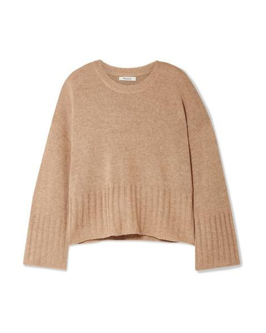 Madewell Multicolor Knitted Sweater