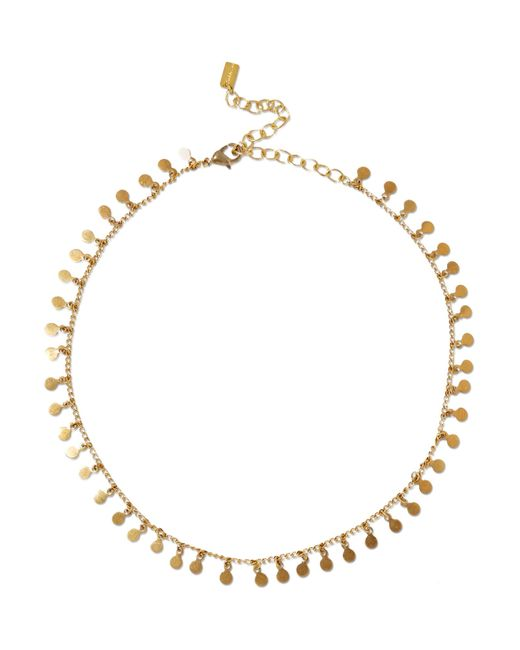 Chan Luu | Metallic Gold-plated Choker | Lyst