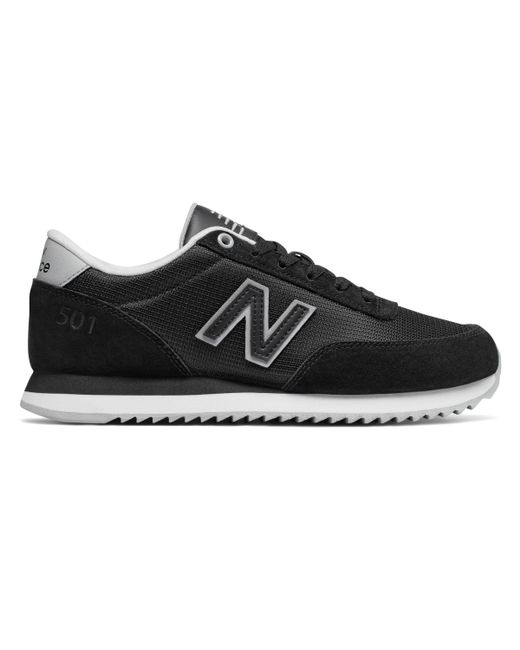 New Balance - Black 501 Heritage for Men - Lyst