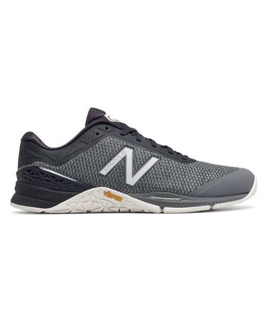New Balance - Gray Minimus 40 Trainer for Men - Lyst