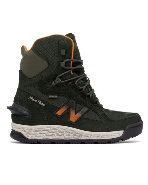 New Balance   Gray Fresh Foam 1000 Boot for Men   Lyst