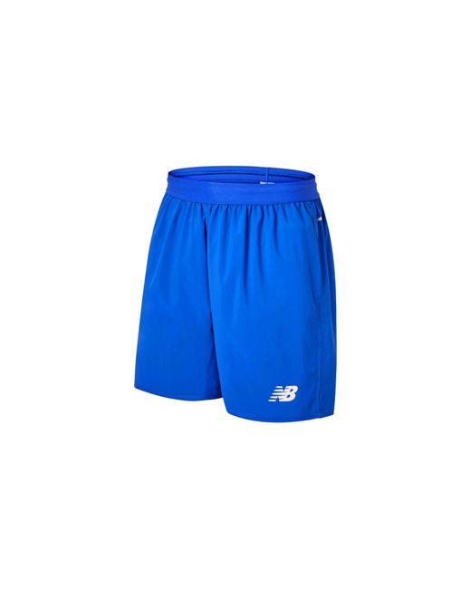 New Balance - Blue FC Porto 3rd Short for Men - Lyst