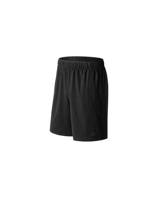 New Balance - Black Anticipate Short for Men - Lyst