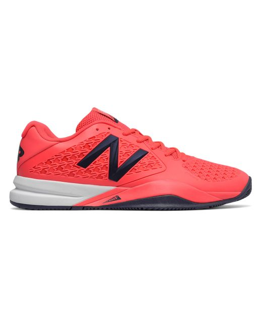 New Balance Mc  D Black Red Mens Shoes