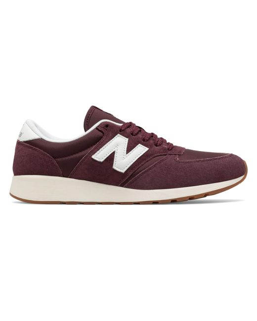 New Balance - Multicolor 420 Re-engineered Suede for Men - Lyst