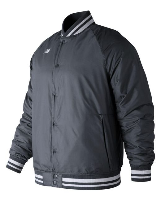 New Balance - Multicolor Dug Out Jacket for Men - Lyst
