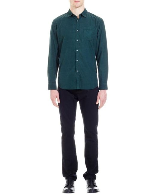 Nicole Farhi | Green The Soloman Shirt for Men | Lyst