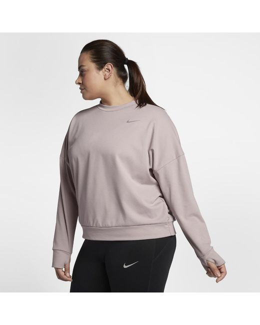 Nike - Gray Therma Sphere Element (plus - Lyst