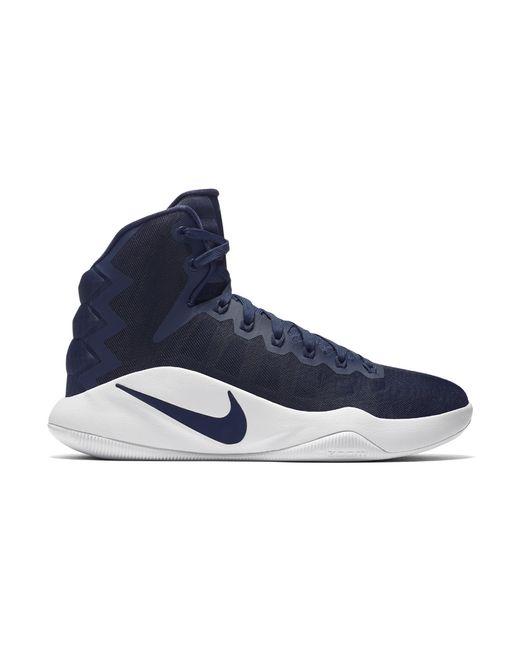 nike hyperdunk 2016 high team s basketball shoe in