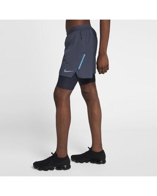 a4f025488f023 Lyst - Nike Flex Stride 2-in-1 Men s 5