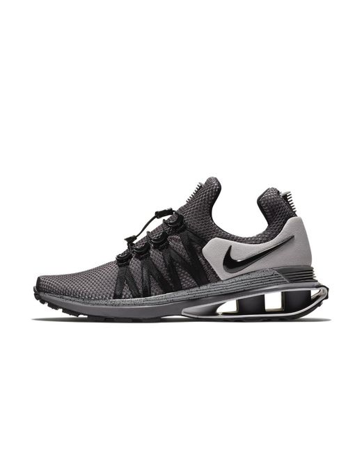 Nike - Gray Shox Gravity Men's Shoe for Men - Lyst