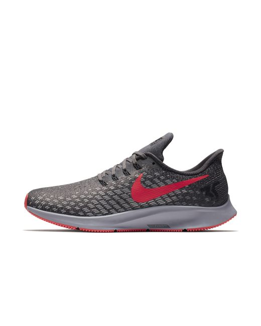 bce03908a2d5 Nike - Gray Air Zoom Pegasus 35 Running Shoe for Men - Lyst ...
