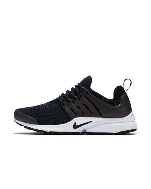 290041475263a Lyst - Nike Air Presto Women s Shoe in Black