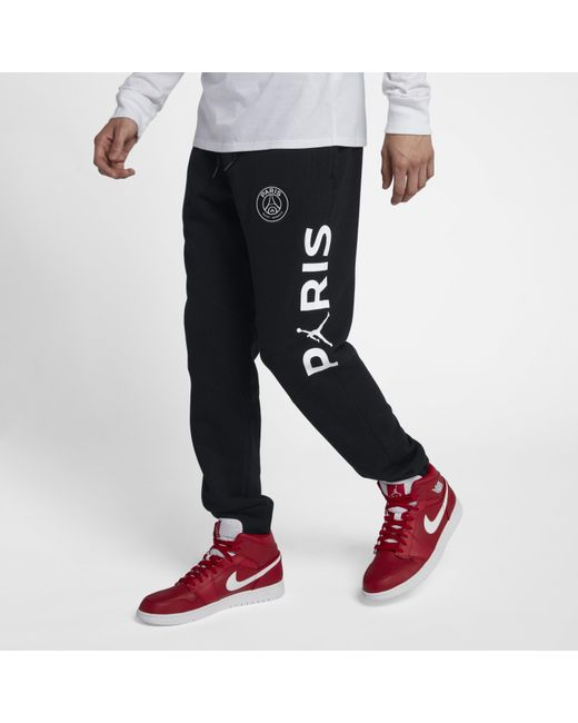 0ef99d488a0 Nike Psg Wings Trousers in Black for Men - Save 20% - Lyst
