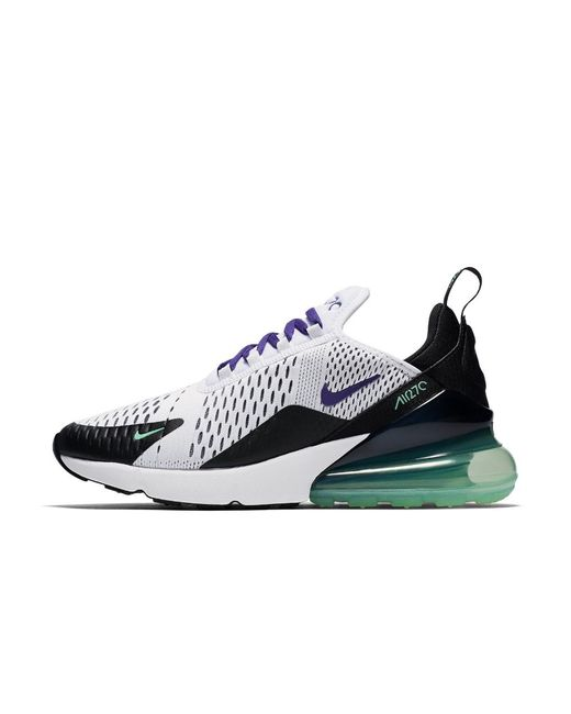 new concept d7610 8599a Nike - White Air Max 270 Women s Shoe - Lyst