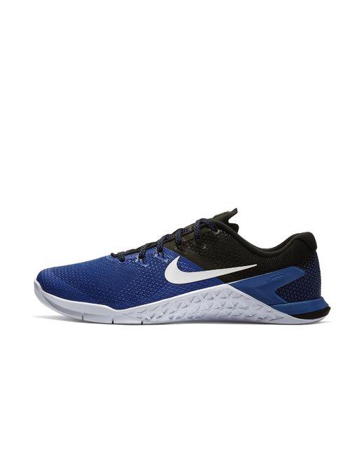 3cf83a01f843ca Lyst - Nike Metcon 4 Men s Cross Training