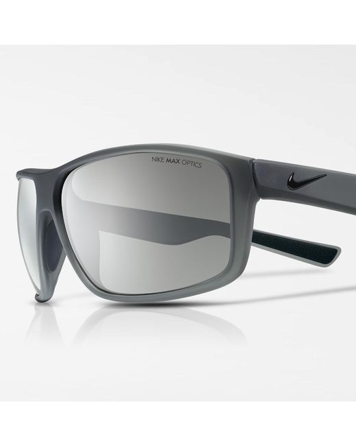3dabeecbf9 Lyst - Nike Premier 8.0 Sunglasses (black) - Clearance Sale in Gray