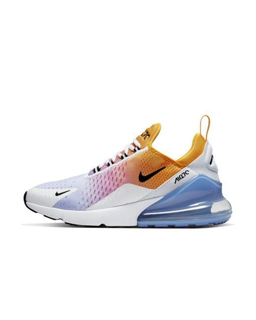 d1da393854 Nike - Multicolor Air Max 270 Shoe for Men - Lyst ...