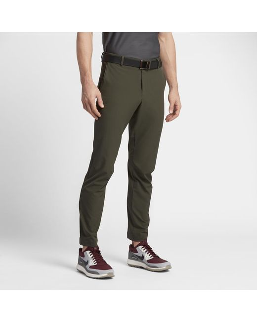 Nike Flex Men S Golf Pants In Green For Men Lyst