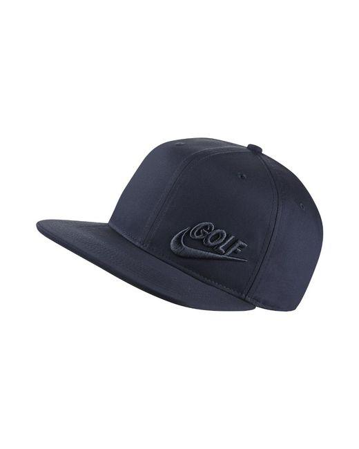 392d8271138 Nike - Aerobill Adjustable Golf Hat (blue) - Clearance Sale for Men - Lyst