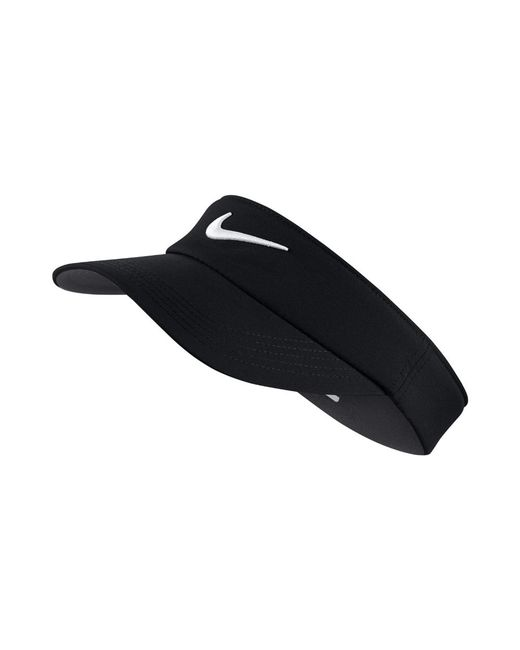 Nike - Tech Adjustable Golf Visor (black) - Lyst