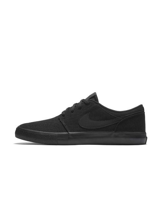 Nike - Black Sb Portmore Ii Ultralight Shoes for Men - Lyst
