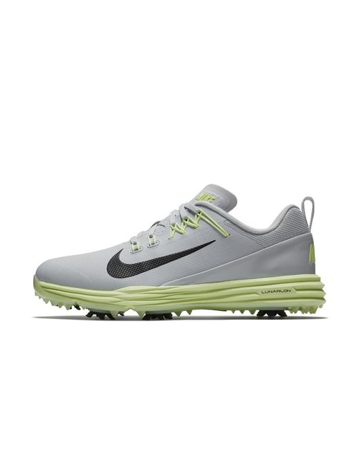 sports shoes dfd6a dc5ff Nike - White Lunar Command 2 Women s Golf Shoe - Lyst