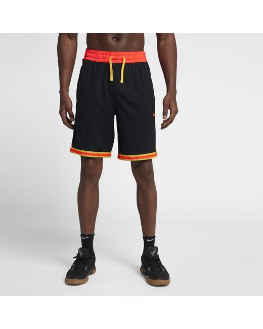 e40374fb9f41 Lyst - Nike Dri-fit Dna Men s Basketball Shorts in Black for Men