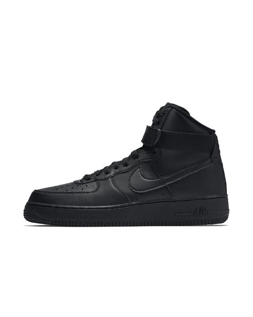 e3ed6496cab170 Lyst - Nike Air Force 1 High 07 Men s Shoe in Black for Men
