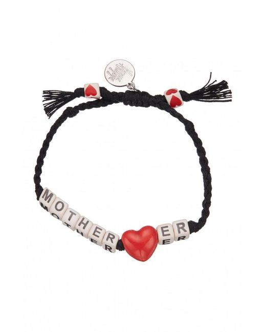 Venessa Arizaga | Black Exclusive | Mother Lover Bracelet | Lyst