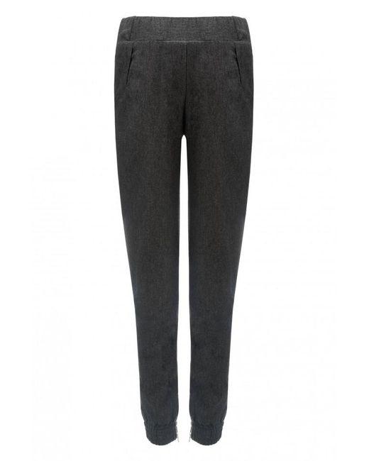 Prabal Gurung | Gray Wool Flannel Trouser | Lyst