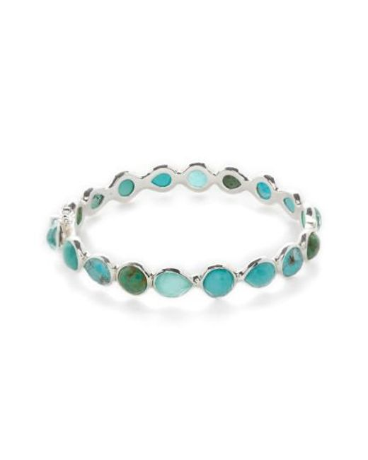 Ippolita | Blue Rock Candy Bangle | Lyst
