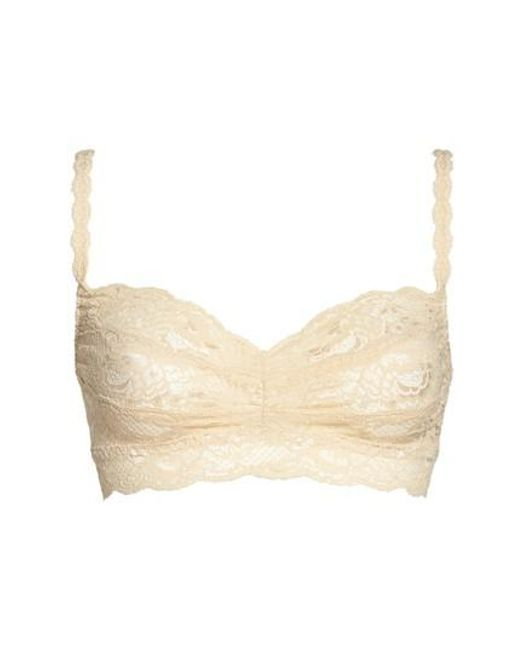 Cosabella | Natural 'never Say Never Sweetie' Bralette | Lyst