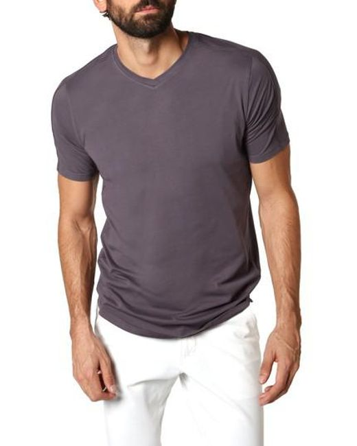 Good Man Brand Hi Vee Slim Fit T-Shirt