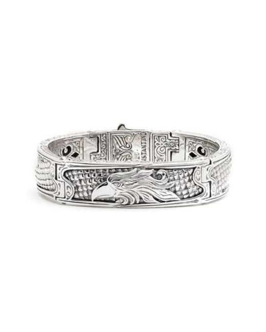 Konstantino - Metallic Heonos Men's Eagle Bracelet for Men - Lyst