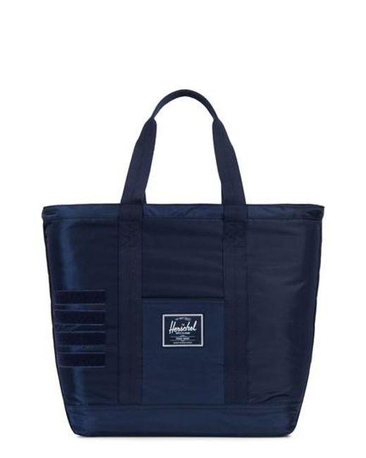 Herschel Supply Co. | Blue Bamfield Surplus Collection Tote Bag | Lyst