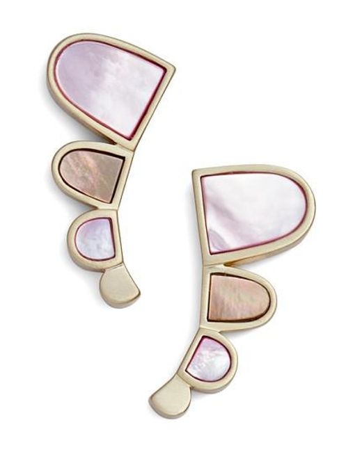 Kendra Scott | Metallic Fannie Ear Crawler | Lyst