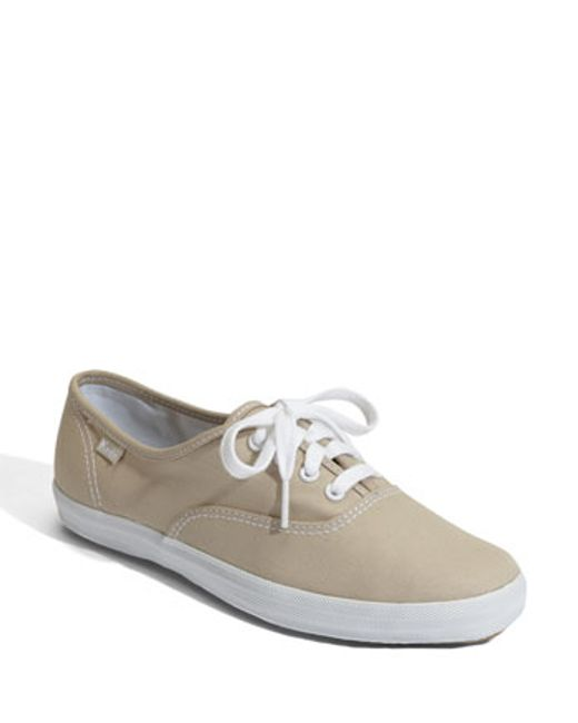 Keds | Red Champion Canvas Sneakers | Lyst