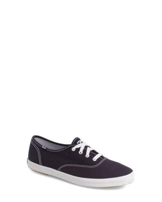 Keds | Red Keds 'champion' Canvas Sneaker | Lyst