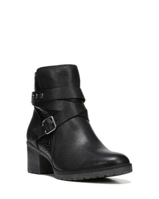 Naturalizer | Black 'Ringer' Boot | Lyst
