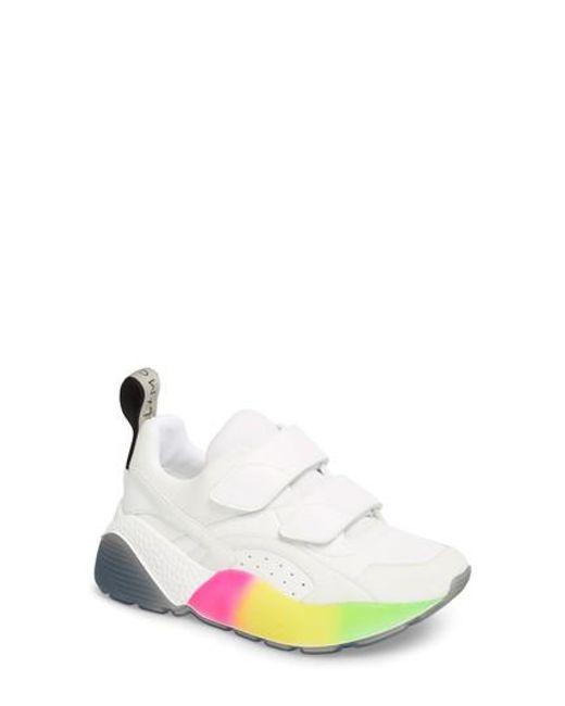 Stella McCartney Women's Gradient Sole Sneaker NBJLch