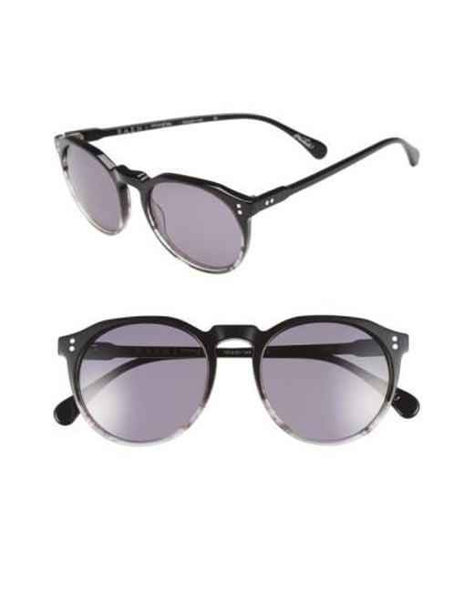 Raen | 'remmy' 52mm Polarized Sunglasses - Varley Black for Men | Lyst