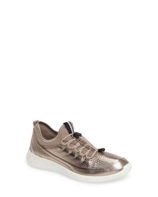 Ecco - Gray Soft 5 Sneaker - Lyst