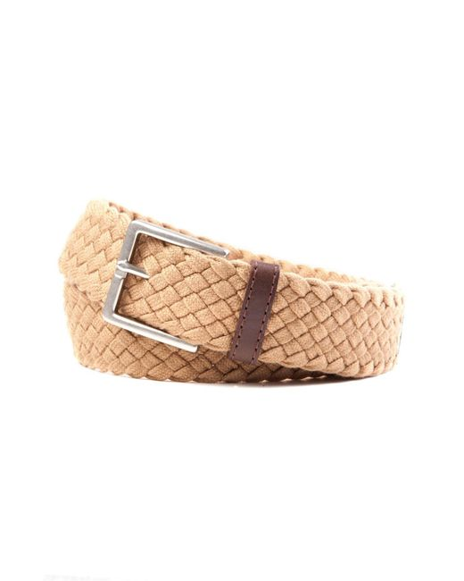 Tommy Bahama - Metallic Braided Cotton Belt for Men - Lyst