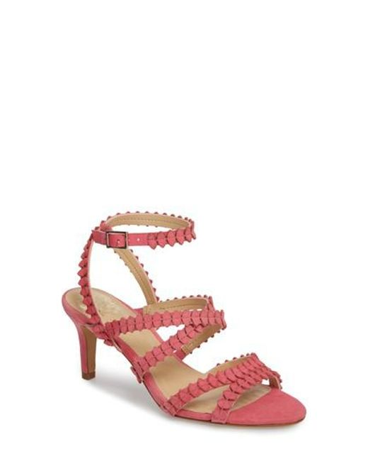 Vince Camuto - Pink Yuria Sandal - Lyst