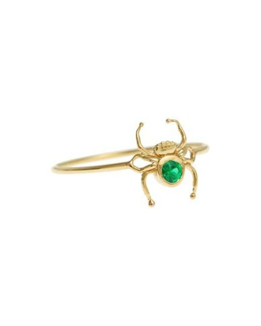 Daniela Villegas - Multicolor Mini Spider Ring (nordstrom Exclusive) - Lyst