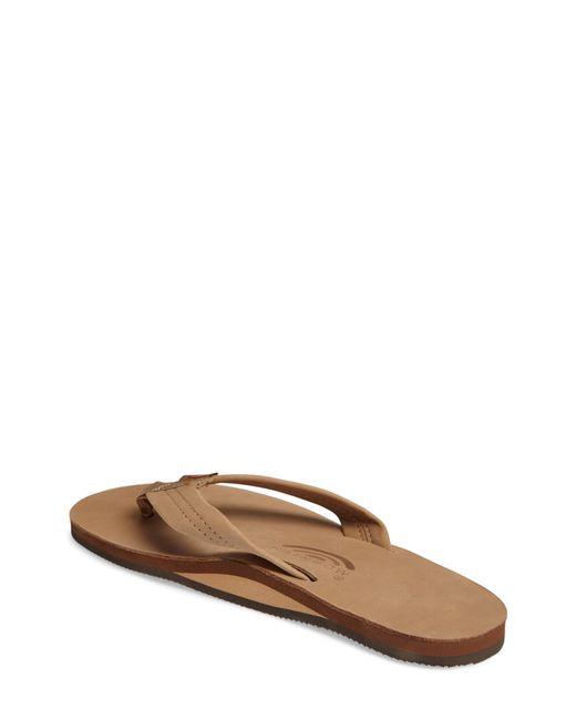 79ffdd2d84fa ... Rainbow Sandals - Brown Rainbow  301alts  Sandal for Men - Lyst